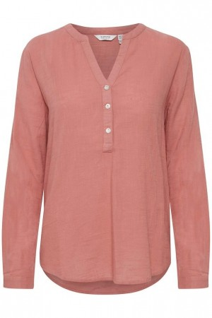 B-young Byhenri Shirt - Canyon Rose