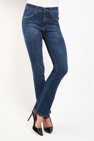 Bessie Jeans Flair-ne224 Denim