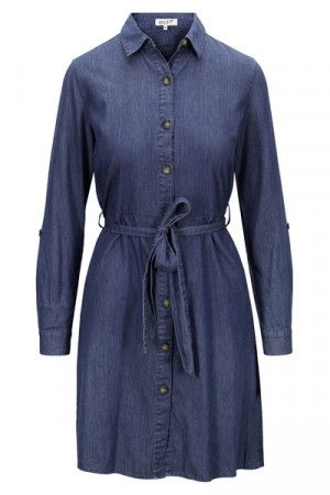 Haust Denim Dress