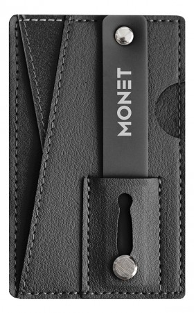 Monet Diverse Wallet Grip Black