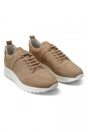 Jim Rickey Cloud Runner Wmn - Suede Beige