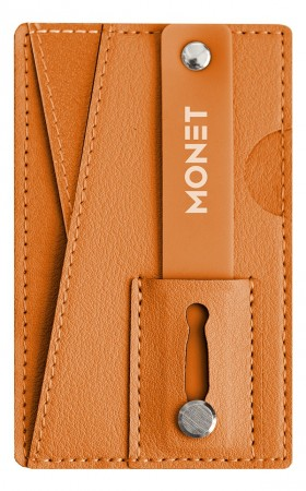 Monet Diverse Wallet Grip Orange