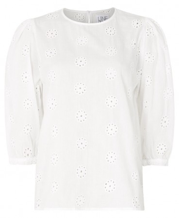 Line Of Oslo Benita New Lace Blouse
