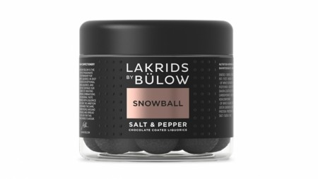 Lakrids Small  Black Snowball