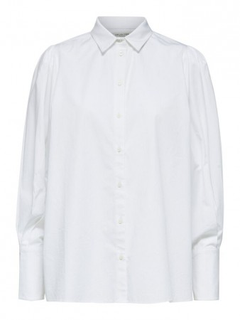 Selected Femme Slfholly Ls Shirt W