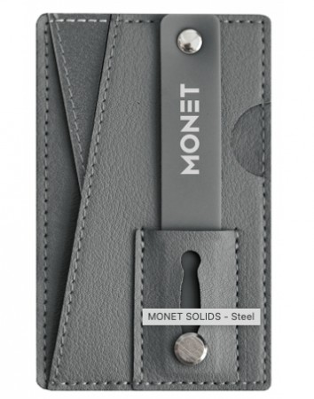 Monet Steel Grey
