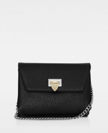 Decadent Veske Cleva Small Pouch Black