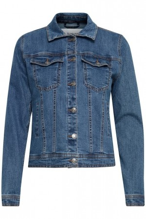 B-young Bypully Denim Jacket