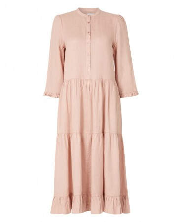 Line Of Oslo Che Linen Dress